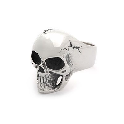 Skull Ring | Captve Jewellery