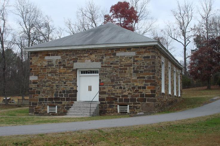 Old Stone Church, Ringgold, GA Civil War Hospital