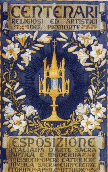 Esposizione Generale Arte Sacra 1898. Torino