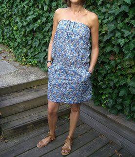 Plein de tutos couture faciles pour différentes tenues