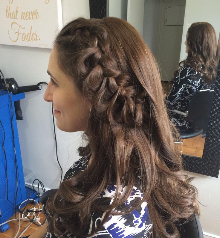 Wedding Do Wig Sheitel Braids Dutchbraid Bigwaves