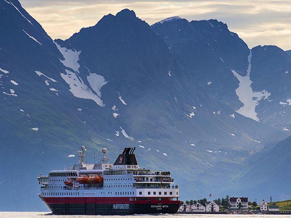 Самое красивое морское путешествие #Hurtigruten #Norway #cruise