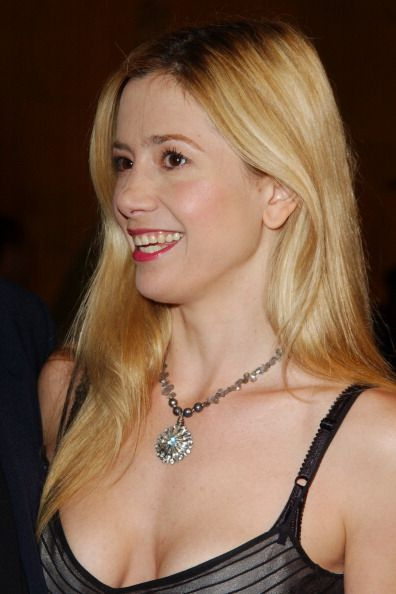 Mira Sorvino during 'The Cooler' Los Angeles Premiere at The Egyptian Theater in Hollywood California United States
