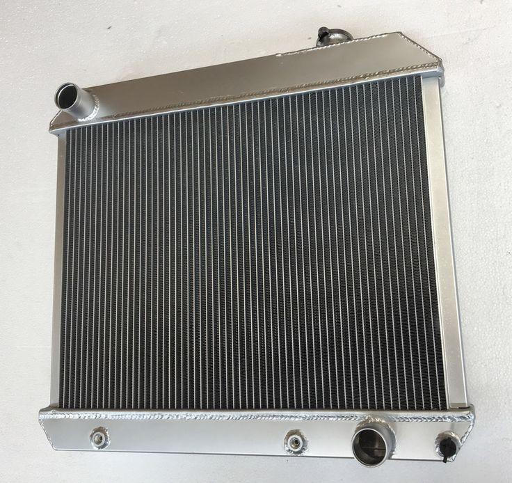 FOR 1963-1966 Chevy Pickup Truck Aluminum Radiator 3 Row Chevrolet C10 C20 C30 #UnbrandedGeneric