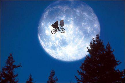 """""""Le cinéma, c'est une bicyclette qui passe devant la Lune"""" Cocteau"""