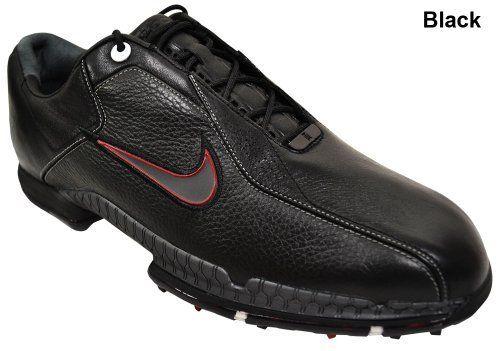 Nike Men's Zoom TW 2011 Golf Shoes (Wide) (10 2E, Black/Black/Gunmetal) Nike. Save 67 Off!. $89.99