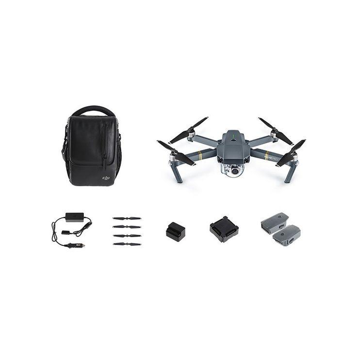 DJI Mavic Pro Drone Combo Main