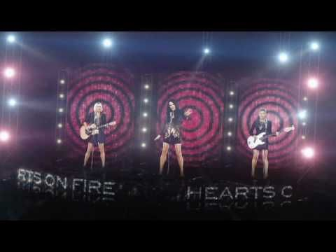 The McClymonts - Hearts On Fire - YouTube