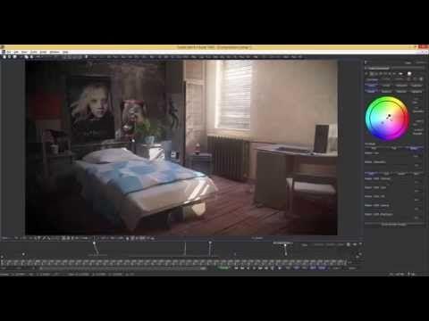 ▶ CGPedia - Lighting Rendering with Maya Mentalray, Compositing in Fusion. - YouTube
