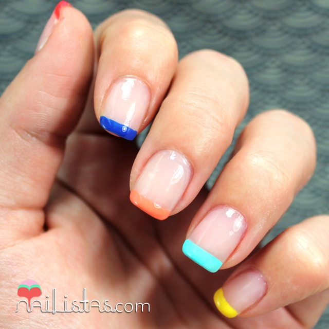 French manicure | Nail Art | Easy