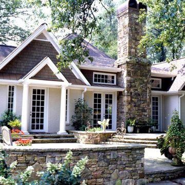 Ranch style remodel