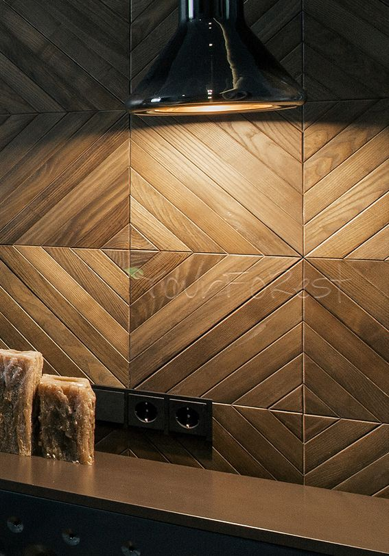 Decorative panels 3d RACK as a classic decoration of the walls in the modern  interpretation.