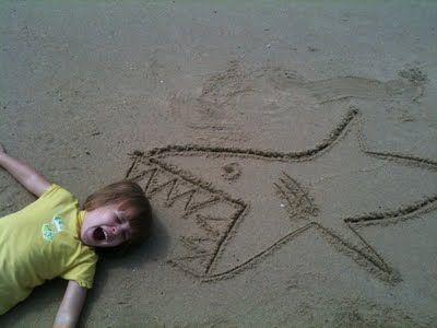 kids and sharks :)