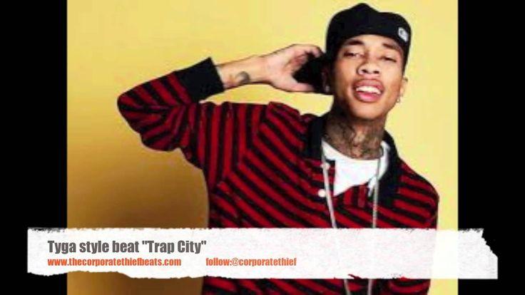 """Tyga Style Beat """"Trap City"""" Trap Beats, via YouTube."""
