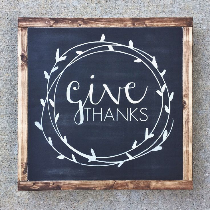give thanks sign give thanks sign | give thanks | fall sign | fall decor | thanksgiving sign | thanksgiving decor by VineAndBranchesTX on Etsy https://www.etsy.com/listing/201893597/give-thanks-sign-give-thanks-sign-give