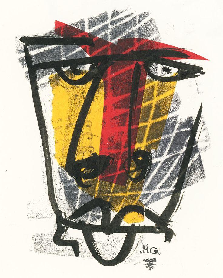 """Rodrigo Gárate Chateau, SERIE """"AMARILLOS DE DUDAS"""" (2016). Las dudas fueron tiñendo sus rostros de amarillos."""