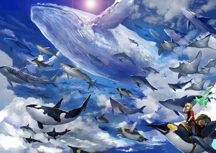 108 best anime with fish images on pinterest anime art for Best time to fish today