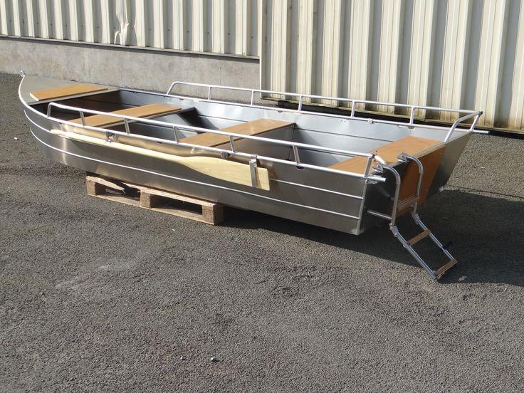 barque-barque-de-pêche-barque-alu-aluminium-boat