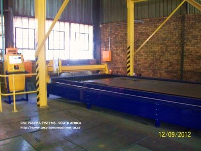 AFRICAS BEST AFFORDABLE CNC PLASMA CUTTING MACHINES - MANUFACTURED IN SOUTH-AFRICA FOR AFRICA ,STRONG, ROBUST AND RELIABLE. DESIGNED AND MANUFACTURED TO COMPETE WITH THE BEST PLASMA TABLE MANUFACTURERS IN THE WORLD AT AFFORDABLE PRICES. ONLY THE BEST SELECTED DRIVE SYSTEMS AND CNC PLASMA SOFTWARE ARE USED IN THE CONSTRUCTION OF THESE HIGHLY TRUSTED PLASMA TABLES ALL OVER AFRICA   FOR THE BEST IN PLASMA MACHINES - CONTACT : MICHAEL 074 182 203 http://cncplasmasystems.wozaonline.co.za