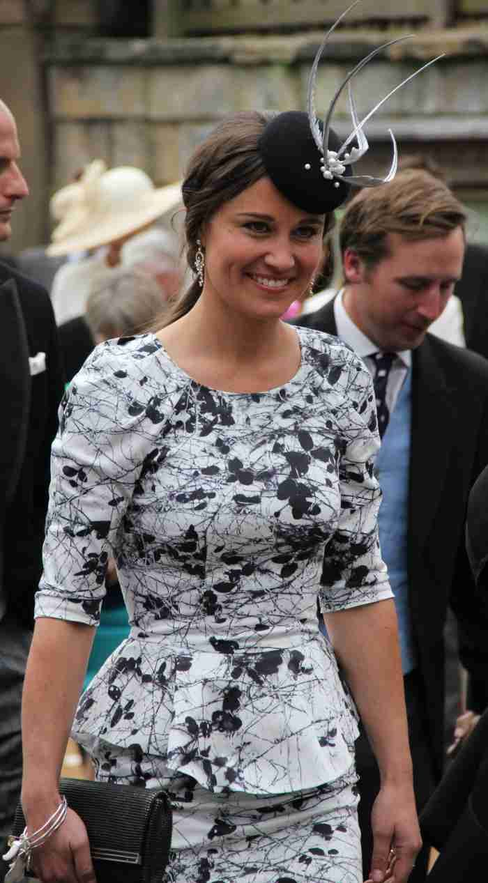 Royal toddlers George Charlotte to be in Pippa Middleton's wedding  #KateMiddleton #PippaMiddleton #PrincessCharlotteofCambridge