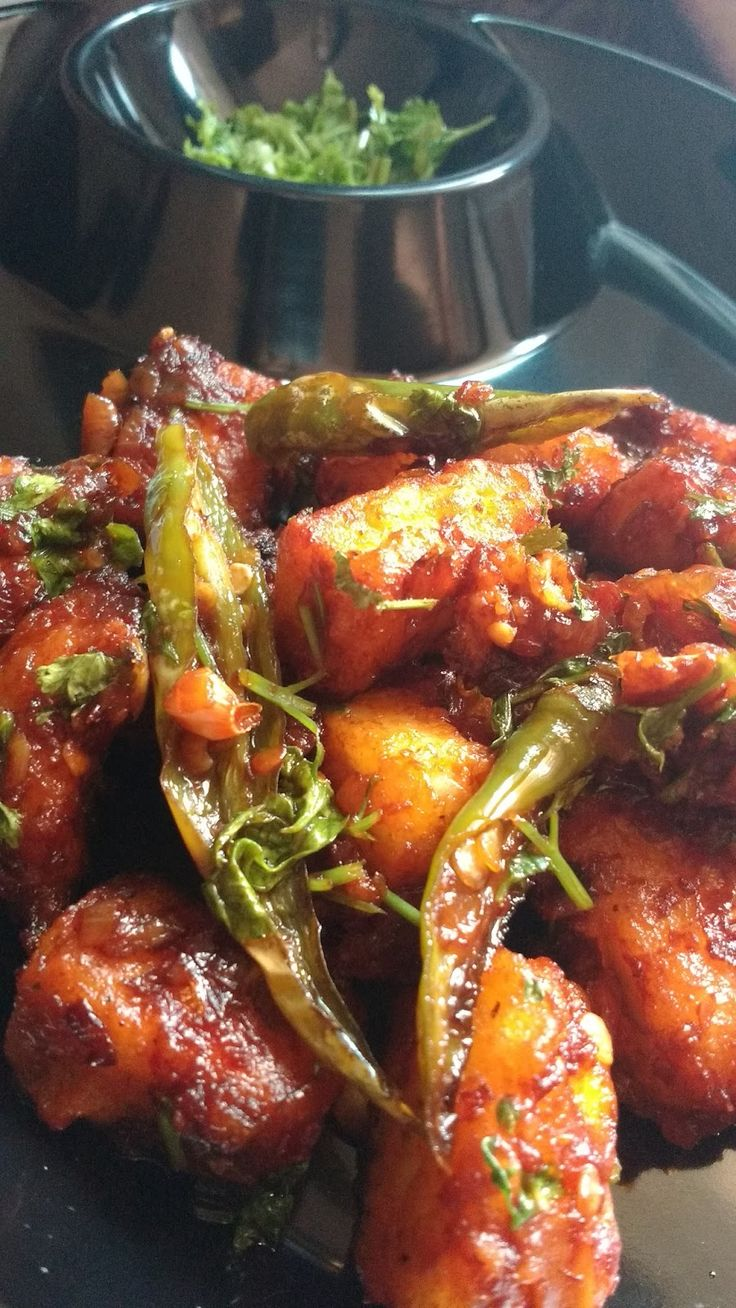 Flavor Flame Fusion: Chilli Garlic Paneer