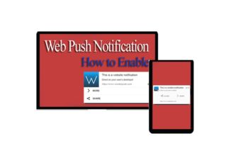 Hello Friends! How are you all? In my previous post i have already mentioned Top SEO factors after that today in this post i am going to share about Web Push notification and how to enable push notification on blog . As we all know, nowadays, how many ...