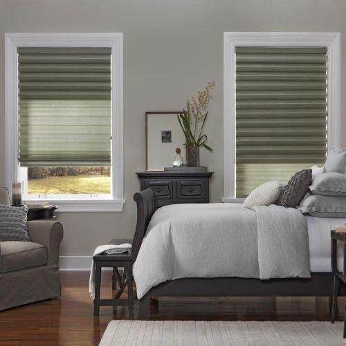 32 best enlightened style images on pinterest sunroom blinds shades and blinds for Cost of blinds for 3 bedroom house