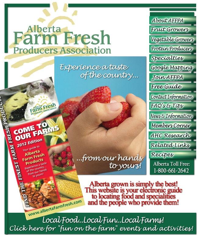 Alberta Farm Fresh Producers Association
