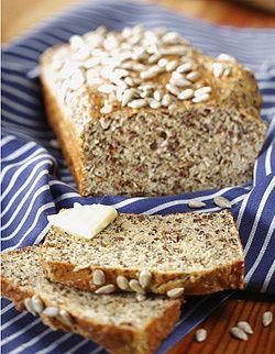 Klassisches LOGI-Brot – Soulfood LowCarberia Blog
