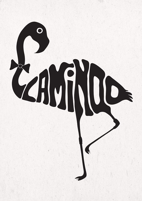 Animal Typography on Behance