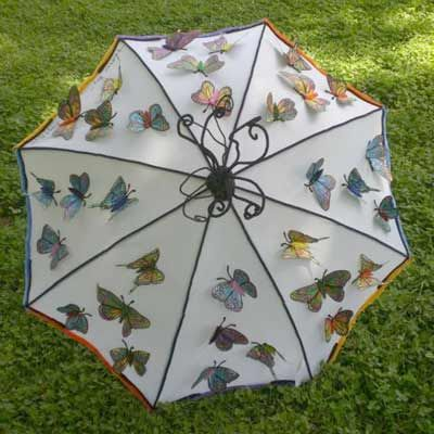 decorated umbrellas for weddings 41 best images about umbrella on floral 3345