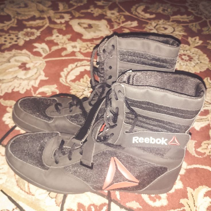 Reebok Boxing Boot Review