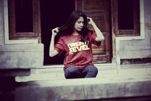 T-shirt TOP27-025 Red  087845622777 (WA, SMS, & Telp) / D17560D1 (BBM) / op27factory (LINE)
