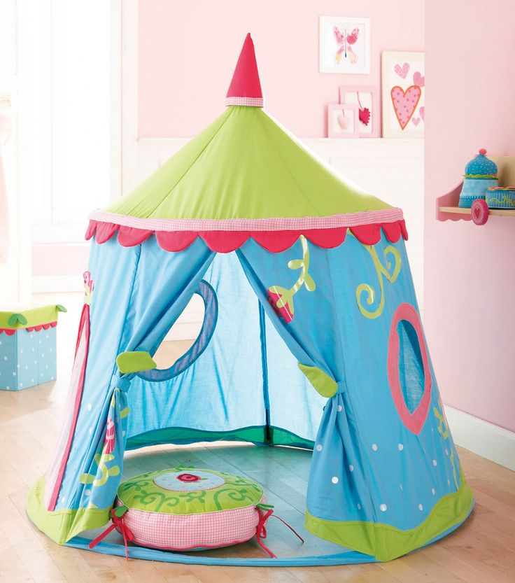 7 best Indoor play tents for kids images on Pinterest | Child room ...