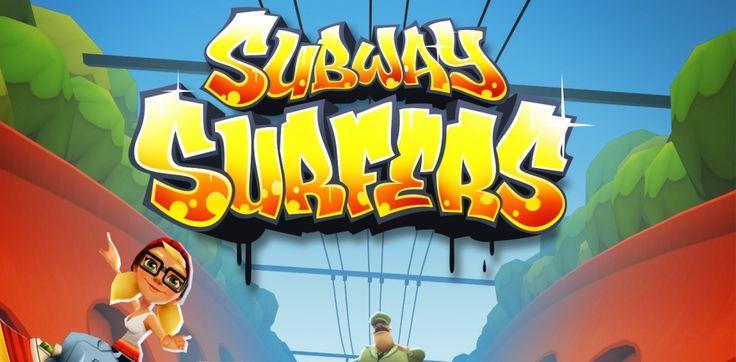 Télécharger Subway Surfers 1.76.0. Patinez à pleine vitesse pour échapper à la police!. Subway Surfers est un jeu d'action et de plateforme avec une jouabilité