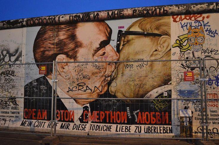 Est Side Gallery, Berlin