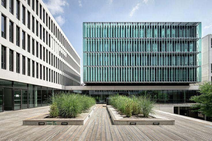 """Gallery - University Centre """"des Quais"""" / Auer Weber - 1"""