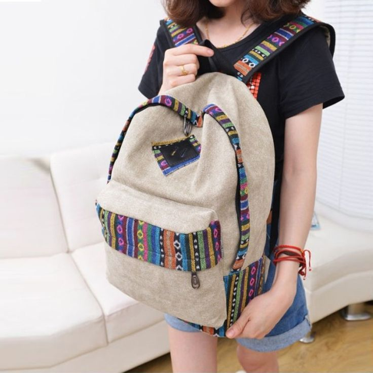 $9.83 (Buy here: https://alitems.com/g/1e8d114494ebda23ff8b16525dc3e8/?i=5&ulp=https%3A%2F%2Fwww.aliexpress.com%2Fitem%2FNew-Fashion-Pretty-Style-Women-Canvas-Backpacks-Stripe-Printing-School-Bag-For-Teenagers-Girls-Shoulder-Bag%2F32790043737.html ) New Fashion Pretty Style Women Canvas Backpacks Stripe Printing School Bag For Teenagers Girls Shoulder Bag Feminina for just $9.83