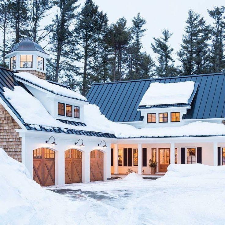 Best 25 Modern Farmhouse Exterior Ideas On Pinterest: 25+ Best Ideas About Modern Farmhouse Exterior On