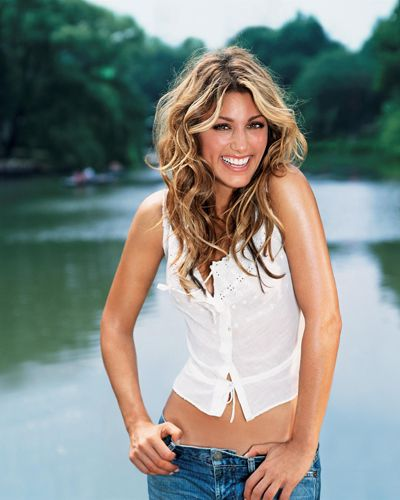 Jennifer Esposito #sexy #hair #hairstyle