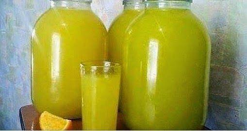 Ukusan i jeftin prirodni sok od narandže. Od 4 narandže – 9 litara soka! ~ Recepti za svaki dan