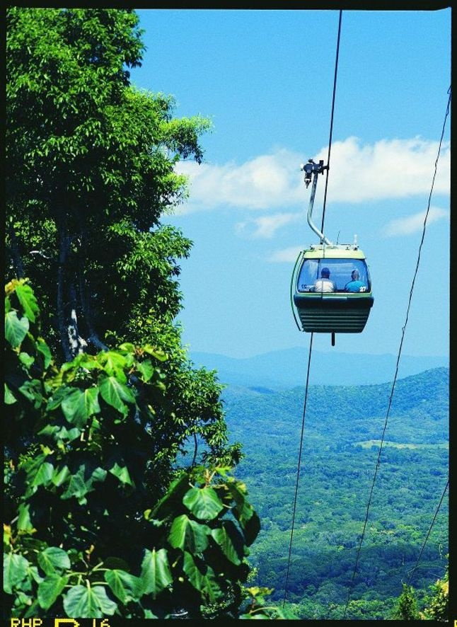 Skyrail. Cairns. QLD. MUST SEE.
