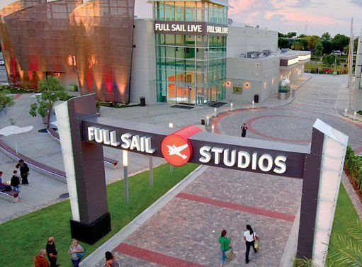 Full Sail University - Digital Media, Film, Production, Interactive & much more #highered