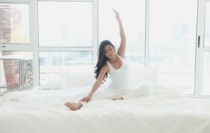 Cramps, Bloating, Zero Energy? There's a Yoga Pose for That - SELF
