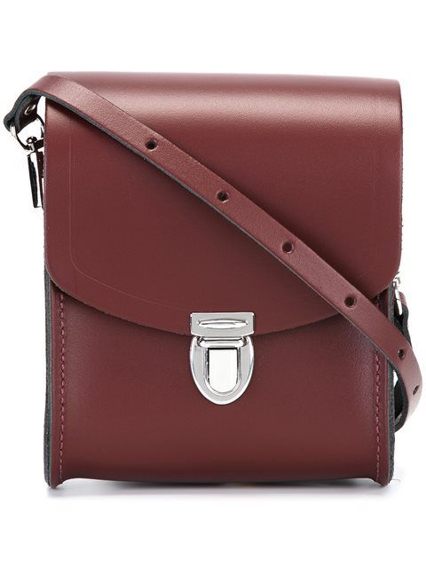 Compre The Cambridge Satchel Company Bolsa mini modelo 'The Push Lock'.