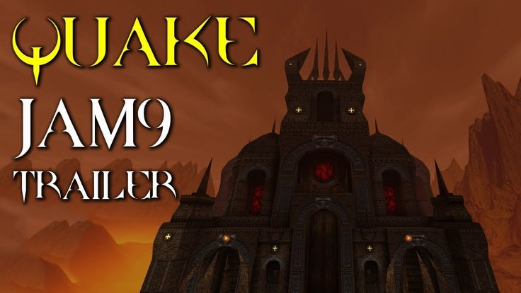 Quake Map Jam 9 Trailer - ONLY LOVE..CRAFT