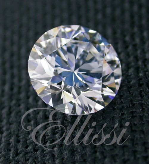 Round Brilliant Cut #diamonds #wedding #jewellery