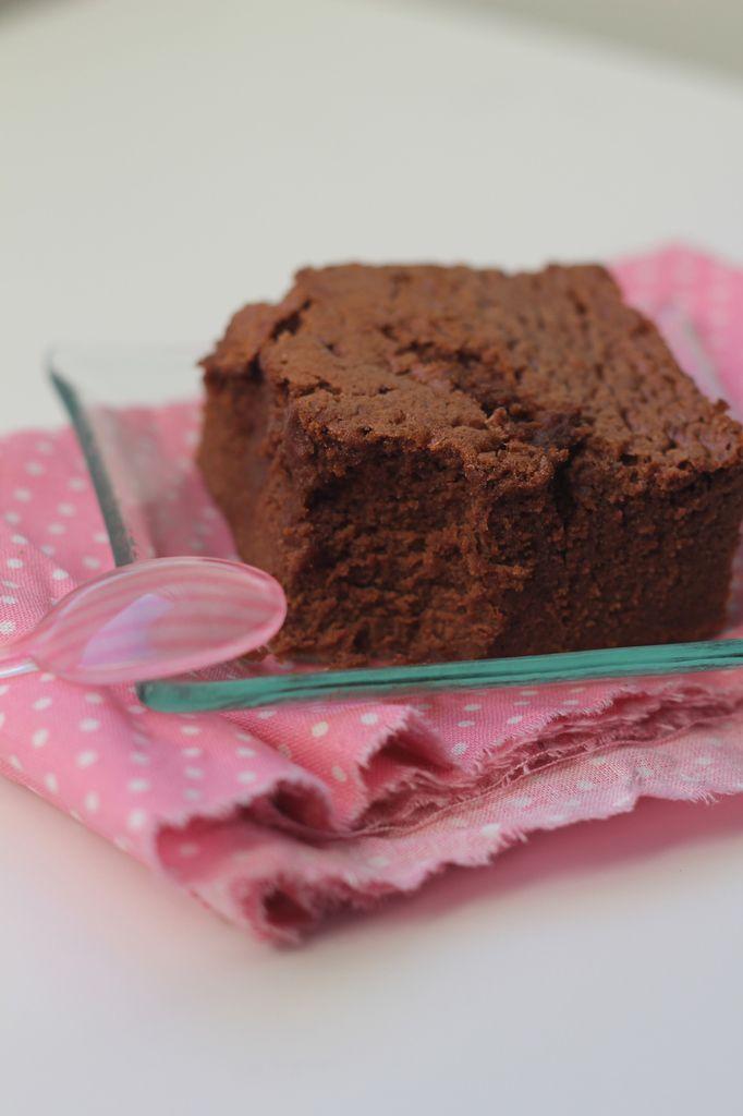 Ultra fondant noisettes & chocolat, sans beurre, sans lait