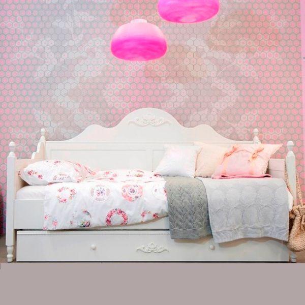Die Besten 25+ Bettbank Weiß Ideen Auf Pinterest | Bettwäsche