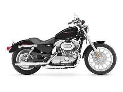 Used 2006 Harley-Davidson Sportster® 883 Low Motorcycles For Sale in Ohio,OH.